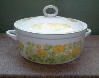 Prettty Vintage Covered Dish