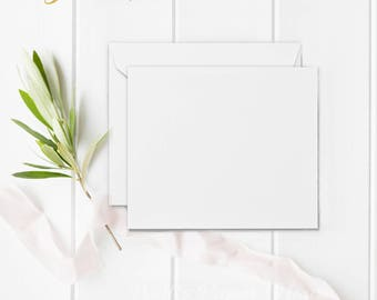 """25--- 5x7 White Matte Envelopes - A7 size envelopes - (true size 5 1/4"""" x 7 1/4"""") - A7 White Matte Envelopes"""