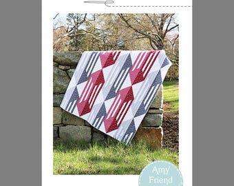 Caged Quilt Pattern --PDF