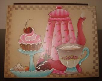 coffe or tea box