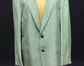 1970s Heritage Shop Light Green Jacket (AVAILABLE)
