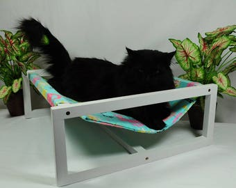 Cat cradle,cat furniture, pet furniture, cat beds, cat supplies, pet beds, pet supplies