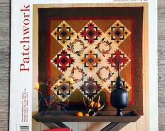 Magazine Quiltmania 69 (Patchwork)