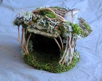 Mini Elfin Shelter Custom Order
