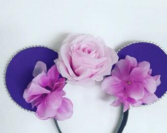 Purple fairy foamy