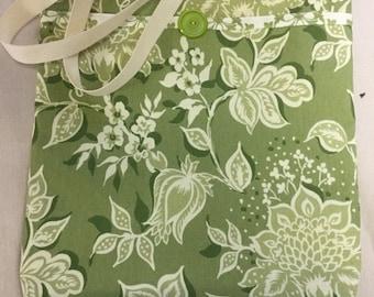 Spring green bag