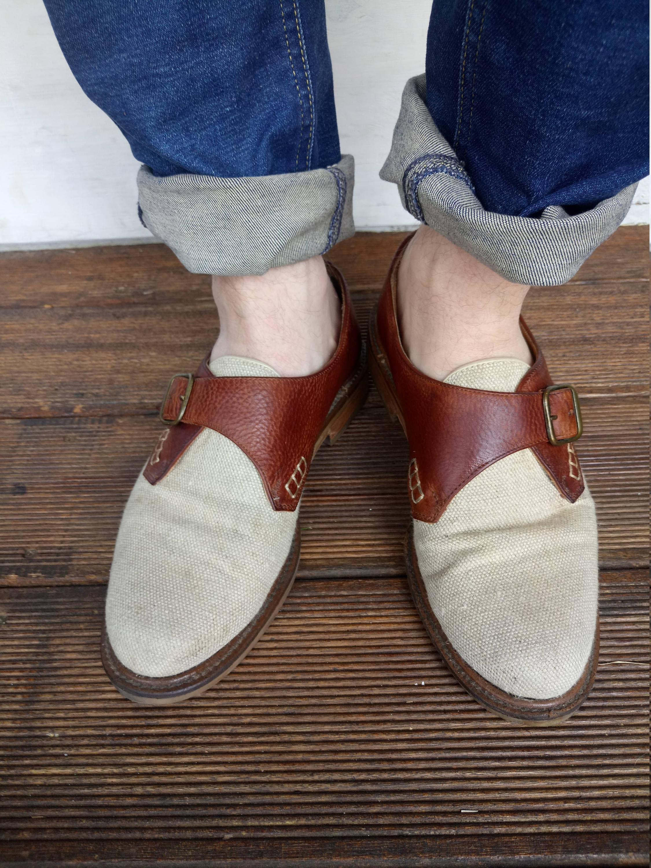Beige 41 Chaussures Avec Élégance Bally Vintage Sportive Taille Brun RxYw17Iq