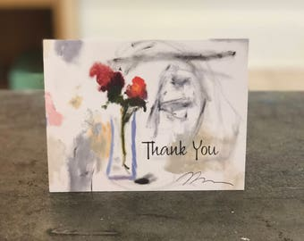 Thank You Cards (Set of Six)