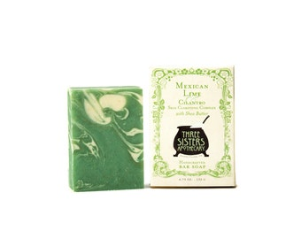 Mexican Lime & Cilantro Bar Soap 4.75 oz.