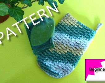 crochet, pattern, bath mitt, wash cloth, beginner's pattern, handmade gift, crochet bath mitt, handmade gift