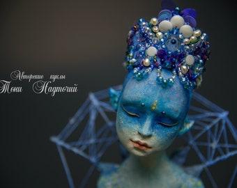 Art doll Mermaid