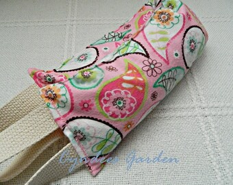 Neck Wrap - Rice - READY TO SHIP - Heating Pad - Microwaveable - Freezer - Unscented - Muscle Therapy - Soft - Lower Back - Pretty - Cyndee