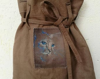 Tote bag canvas shoulder bag