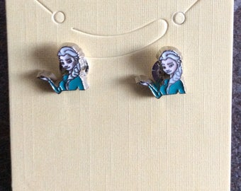 Frozen, Anna earrings