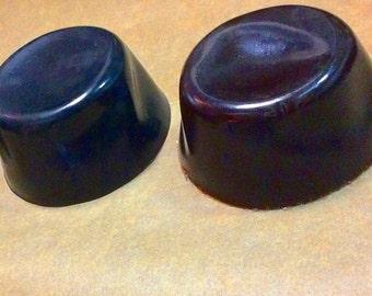 Caffeinated Chocolate and Vanilla Soap