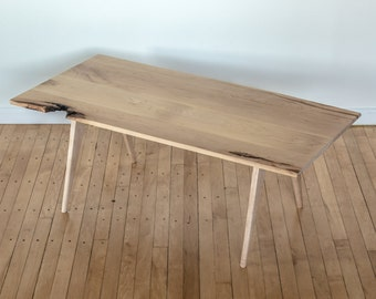 Modern Maple Coffee Table