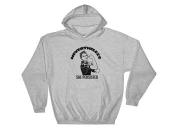 Rosie Persisted - Hooded Sweatshirt