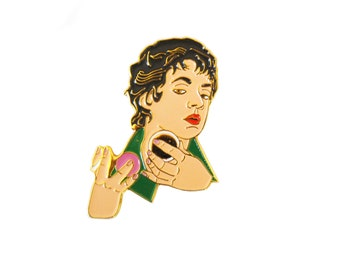 Hickey from Kenickie Soft Enamel Pin