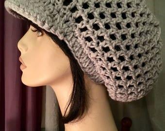 CHOOSE COLOR Sale Womens Mens Slouchy Hat U Pick Color Brimmed Mens Womens Dreads Rasta Slouchy Hat Dreadlocks