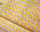 Yellow striped Nagoya obi...