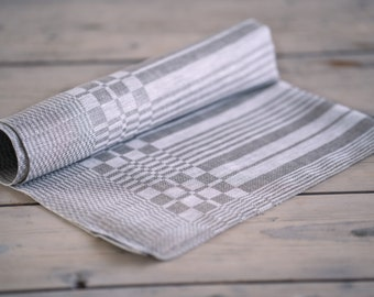 Pure linen kitchen towels. Linen tea towels. Linen dish towels. Natural linen towels.