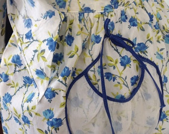 Doubly Delighted Vintage Apron