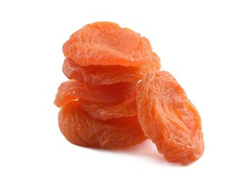 Dried California Apricots (Unsweetened)