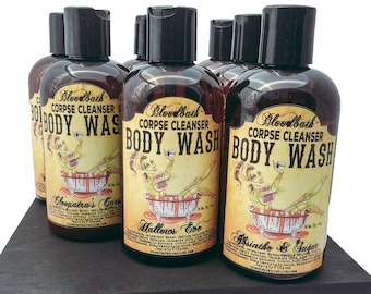 Wicked Corpse Cleanser Body Wash
