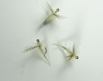 3 Light Cahill Dry Fly Size 14