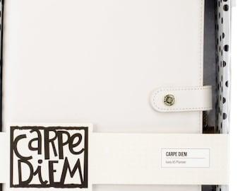 Carpe Diem A5 Planner-Ivory