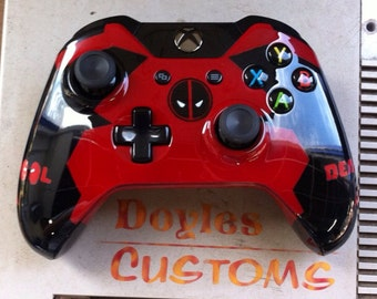 Custom xbox one controllers made to order canada/shipping