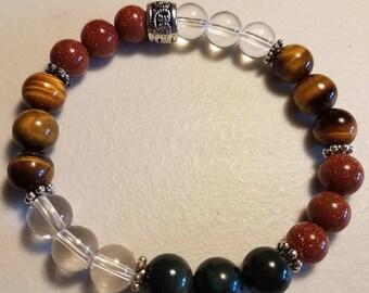 Weight Loss Custom Healing Crystal Bracelet