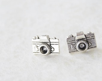 Camera Earring * Selfie Earrings * Vintage Camera Earrings * Photographer Gift Jewelry * Camera Jewelry