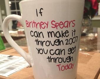 Britney Mug