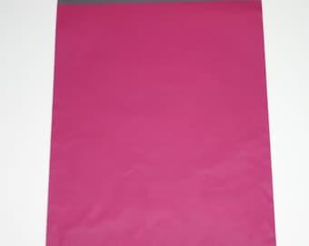 200 10x13 Poly Mailers Raspberry Pink  Self Sealing Envelopes Spring