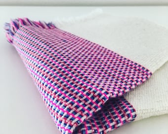 Handwoven Placemats, Set of 2