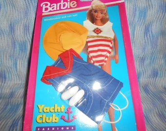1994 Mattel Barbie DollYacht Club Fashions-Sealed