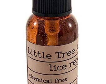 Lice Repellent - Lice Prevention, Detangling Hair Spray, Essential Oils, Lice Spray, Detangling Spray, Chemical Free