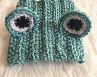 Frog Cowl for Dogs