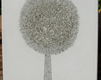 MicroDoodle Topiary  No. 33,333
