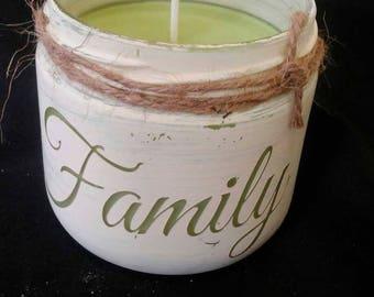 Custom Made Candles