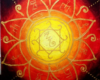 The Painting - Talisman, Amulet