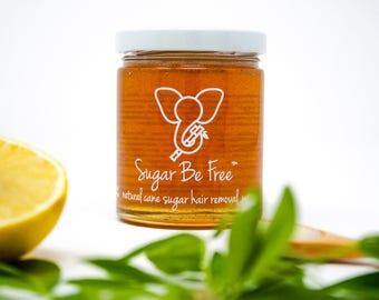 Organic Cane Sugar Hair Removal Wax - 6oz