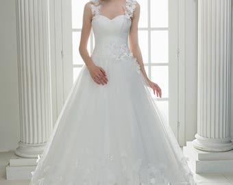 Wedding dress wedding dress bridal gown CRISTINA