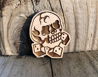 The Skull's Grin