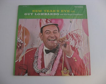Guy Lombardo - New Year's Eve - Circa 1962