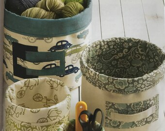 Bucket Brigade - Atkinson Designs - Pattern by Terry Atkinson
