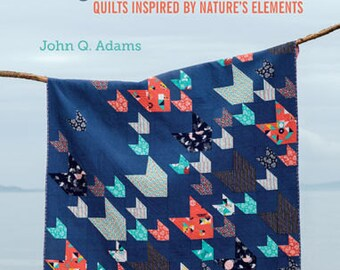 Beyond Neutral Quilt Book Inspired by Nature's Elements John Q. Adams
