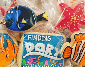 Finding Dory Cookies