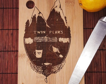 Trencher Twin Peaks